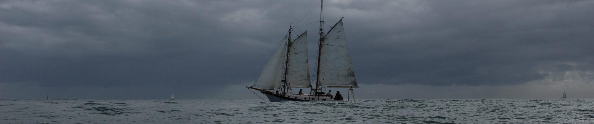 Ashanti - gaff rigged schooner